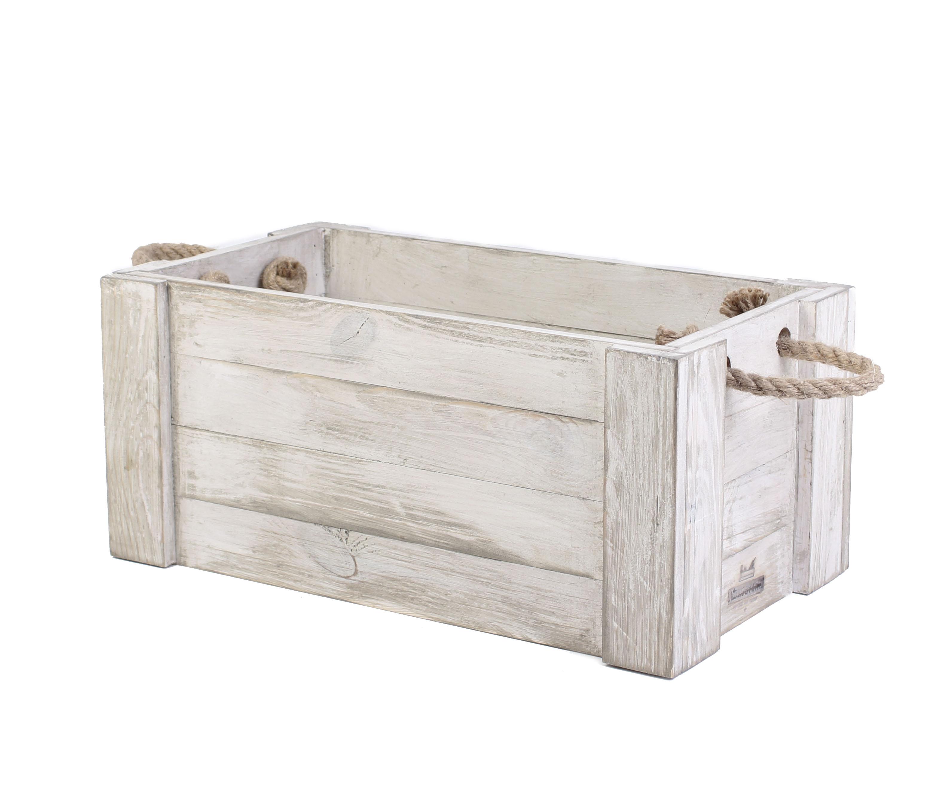 Ящик декоративный искусственно состаренный