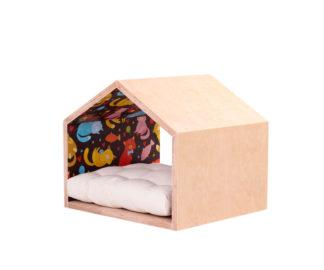 Дизайнерский домик для котов и собак Вудсток дизайн